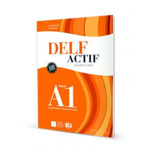 DELF Actif Scolaire Et Junior A1. Podręcznik + CD