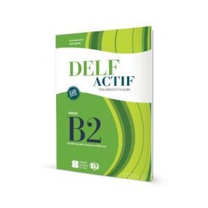 DELF Actif B2. Podręcznik + CD