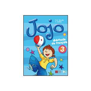 Jojo 3. Podręcznik + CD