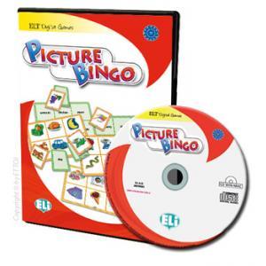 Gra językowa Picture Bingo - CD-ROM