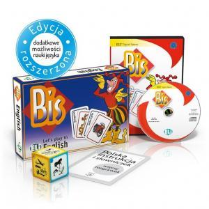 Gra językowa. Angielski. Bis English Game + CD-ROM