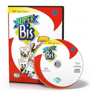 Gra językowa Angielski Super Bis - CD-ROM