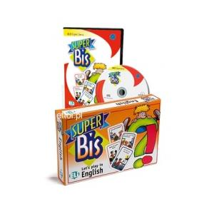 Superbis english game box + digital. Opr. karton