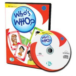 Gra językowa Angielski Whos Who? CD-ROM