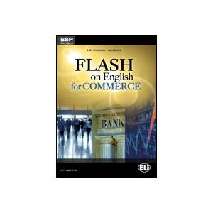 Flash on English for Commerce + CD