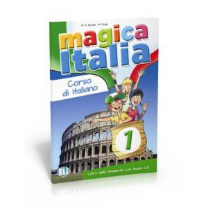 Magica Italia 1. Podręcznik + CD