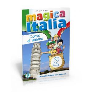 Magica Italia 2. Podręcznik + CD