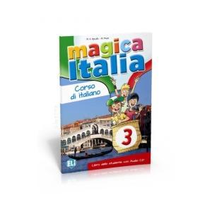 Magica Italia 3. Podręcznik + CD