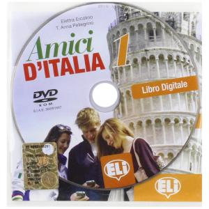 Amici d'Italia 1 Libro digitale per l'insegnante (podręcznik w formie e-booka)