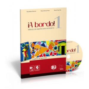 A Bordo! 1. Ćwiczenia + CD