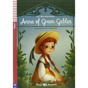 Anne of Green Gables + CD + Polski Dodatek. Poziom A1 Movers