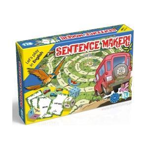 Sentence Maker! - Gra Językowa