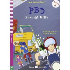 PB3 Braucht hilfe książka + CD A1