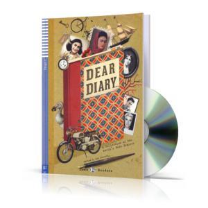 Dear Diary... + CD. Teen ELI Readers. Poziom A2