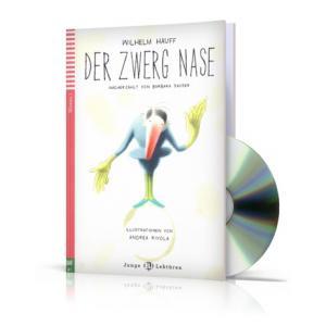 Der Zwerg Nase + CD. Junge ELI Lekturen