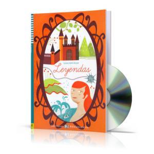 Lecturas ELI Adolescentes - Leyendas + CD