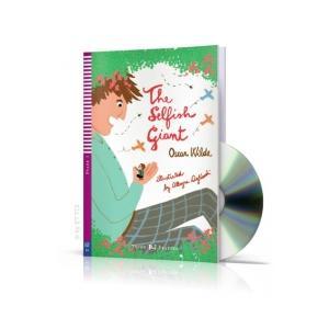 LA The Selfish Giant książka + CD A1