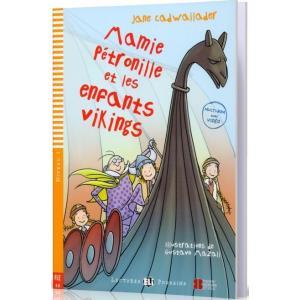 LF Mamie Petronille et les enfants vikings książka + Multi Rom A0