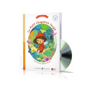 Le Petit Chaperon Rouge + Video MultiROM. Lectures ELI Poussins. Poziom A0