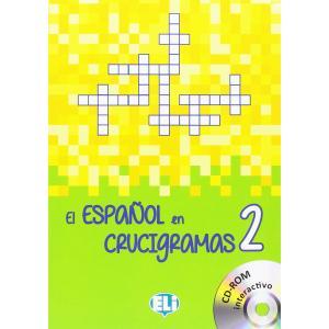 El Espanol en crucigramas 2 książka + CD-ROM