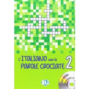 L'Italiano con le Parole Crociate 2 + CD-ROM
