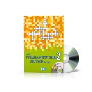 Mit Kreuzwortratseln Deutsch lernen 2 + CD-ROM