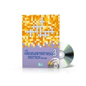 Mit Kreuzwortratseln Deutsch lernen 3 + CD-ROM