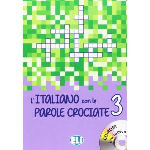 L'Italiano con le Parole Crociate 3 + CD-ROM