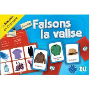 Faisons la Valise - Gra Językowa