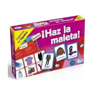 Gra językowa Hiszpański Haz la maleta
