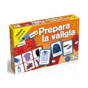 Prepara la Valigia - Gra Językowa