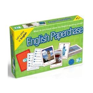 English Paperchase. Gra Językowa