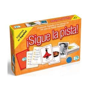 Sigue la Pista! - Gra Językowa