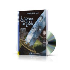 La Katana De Toledo + CD. Poziom A2