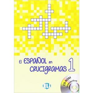 El Espanol en Crucigramas 1 + CD-ROM