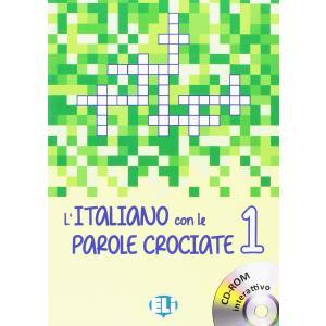 L'Italiano con le Parole Crociate 1 + CD-ROM