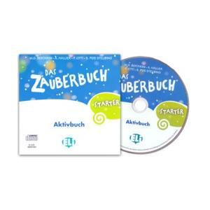 Das Zauberbuch Starter Aktivbuch CD-ROM. Oprogramowanie Tablicy Interaktywnej