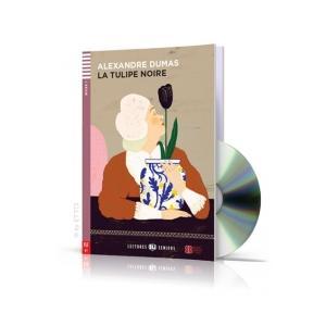 La Tulipe Noire książka + CD. Poziom B1