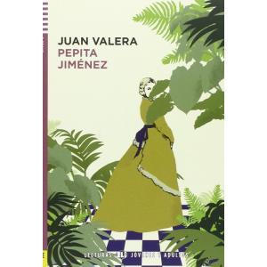 Pepita Jimenez + CD. Lecturas ELI Jovenes y Adultos. Poziom B1