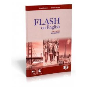 Flash on English Adv Wb+CD