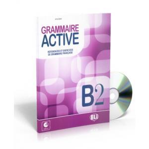 Grammaire Active B2 + CD