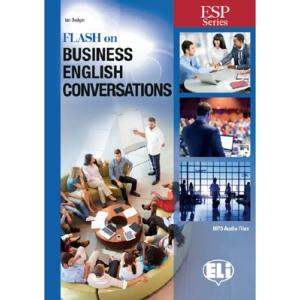 Flash on English for Business Conversations. Podręcznik + MP3 Online