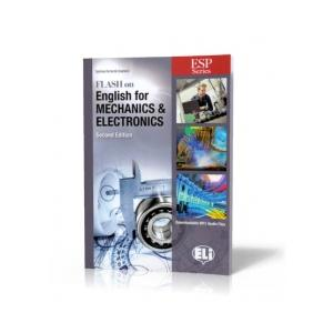 Flash on English for Mechanics & Electronics New Edition + audio MP3