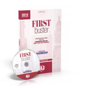 First Buster. Language Maximiser + CD