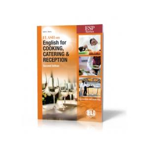Flash on English for Cooking, Catering & Reception New Edition + MP3