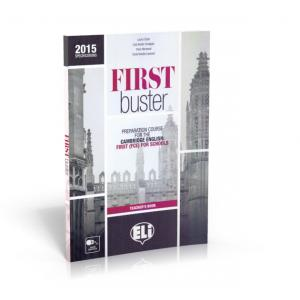 First Buster. Książka Nauczyciela + CD