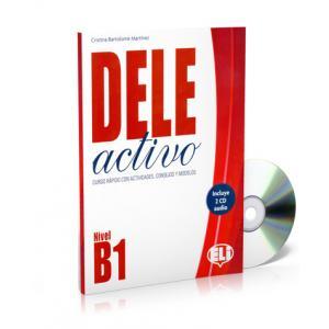 DELE Activo B1 + CD