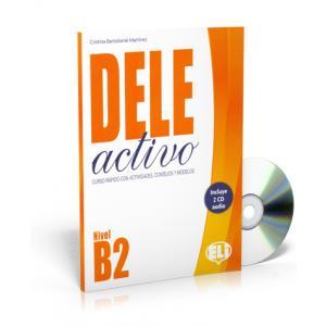 DELE Activo B2 + CD