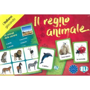 Gra Językowa. Włoski. Il Regno Animale