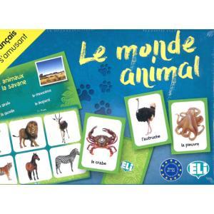 Gra Językowa. Francuski. Le Monde Animal